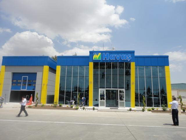 Havaş İdari ve Teknik Bina İnşaatı