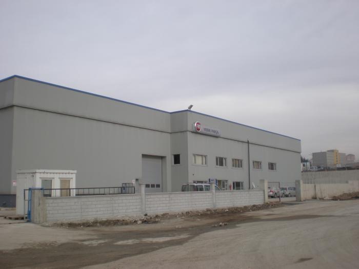 Koç Holding A.Ş. Ankara Birmot TYP Binası