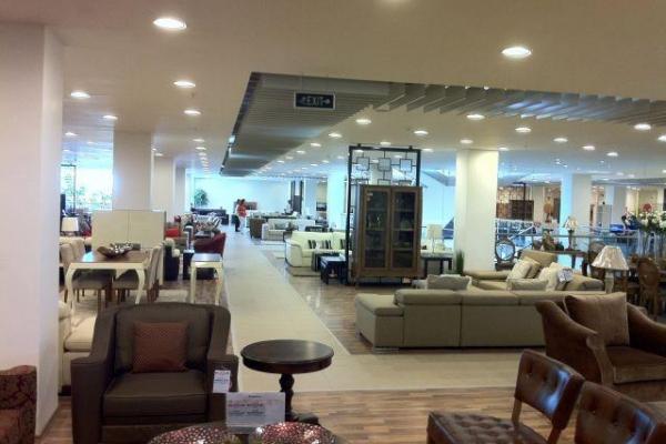 Tepe Home Adana Mağaza İnşaatı